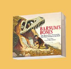 Barnum's Bones by Tracey Fern