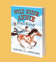 Wild Horse Annie by Tracey Fern