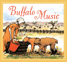 Buffalo Music by Tracey Fern